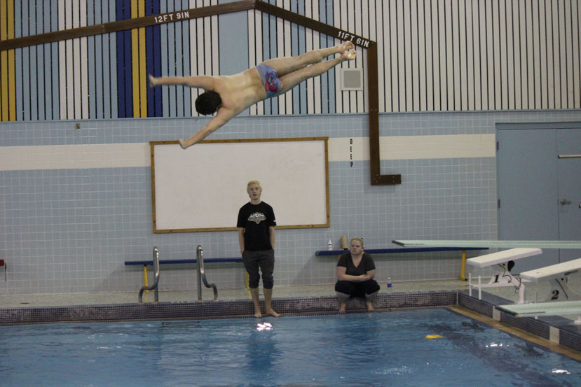 Swimmers, divers looking strong as Regions approach