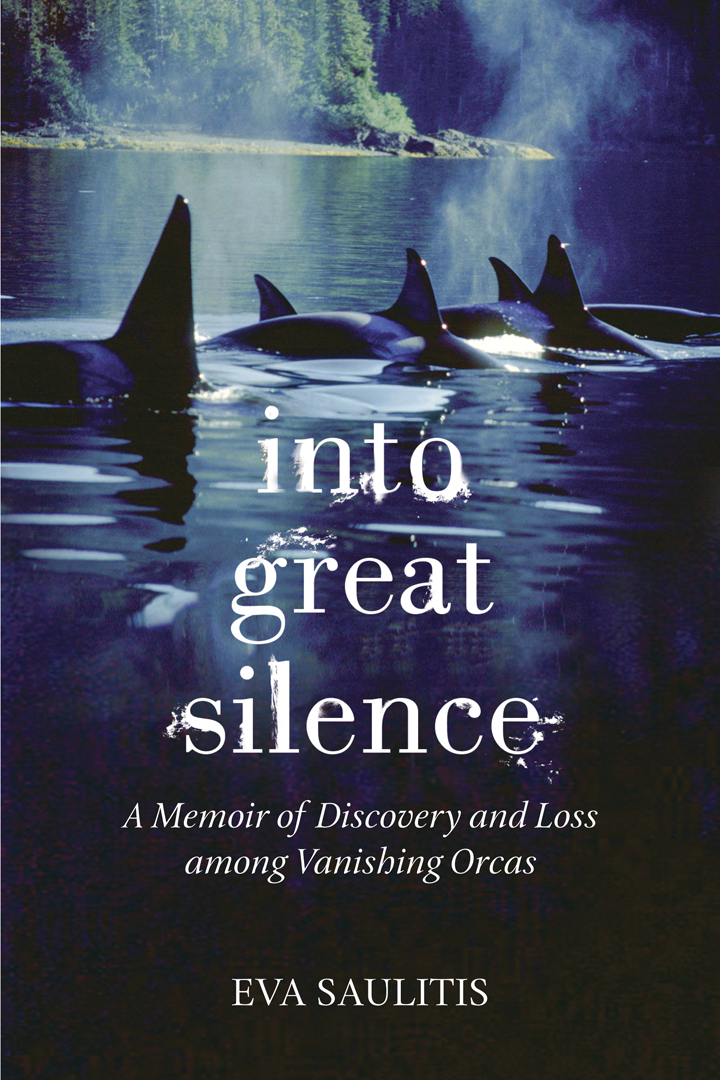 Memoir follows loss,  decline of orca group in Prince William Sound