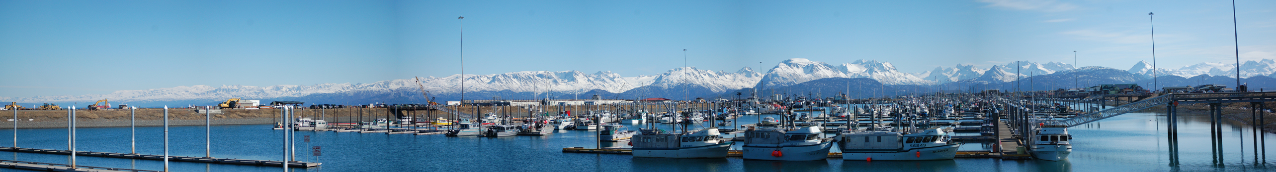 """Homer's port and harbor have been removed from the Kachemak Bay Critical Habitat Area. """"In a nutshell (Senate Bill) 148 is about recognizing the balance between jobs and environmental protection,"""" said the bill's sponsor, Sen. Peter Micciche, R-Soldotna.-Photo by Michael Armstrong, Homer News"""