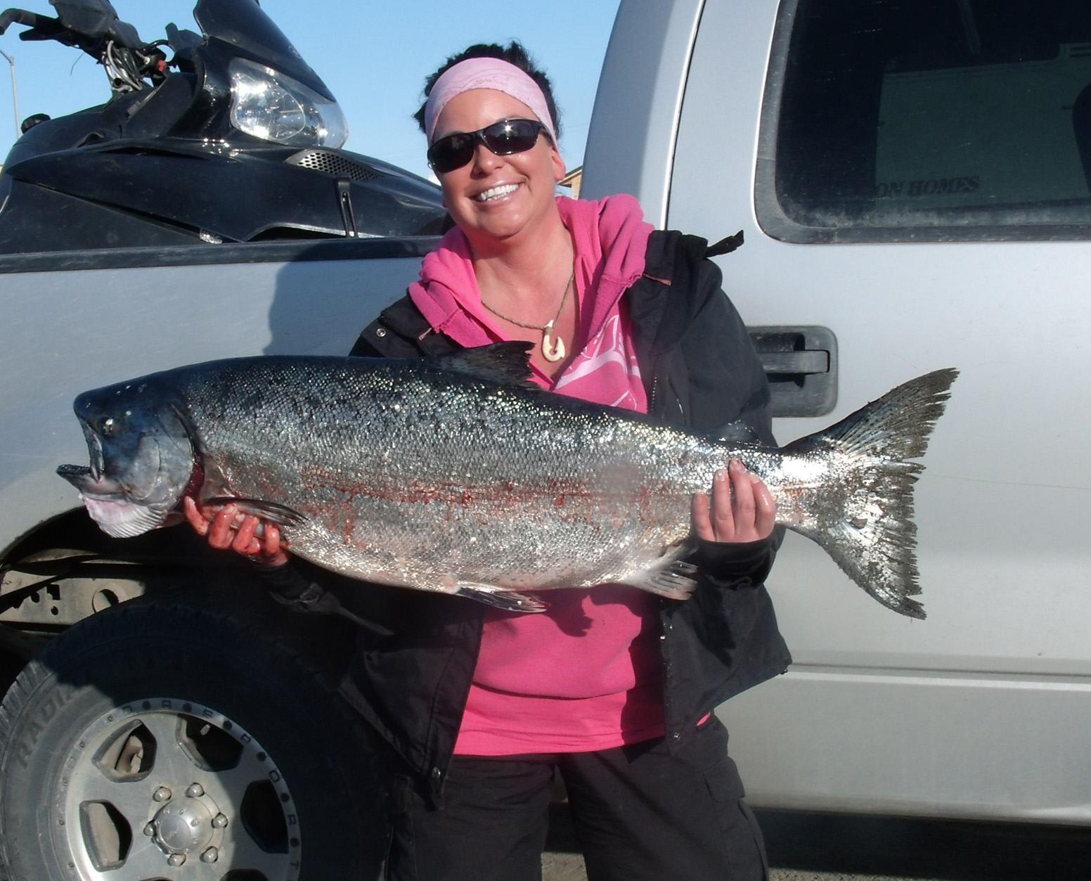 There's good news for anglers lining up for Saturday's 20th annual Winter King Salmon Tournament, sponsored by the Homer Chamber of Commerce and Visitor Center: Kings are being caught in Kachemak Bay.