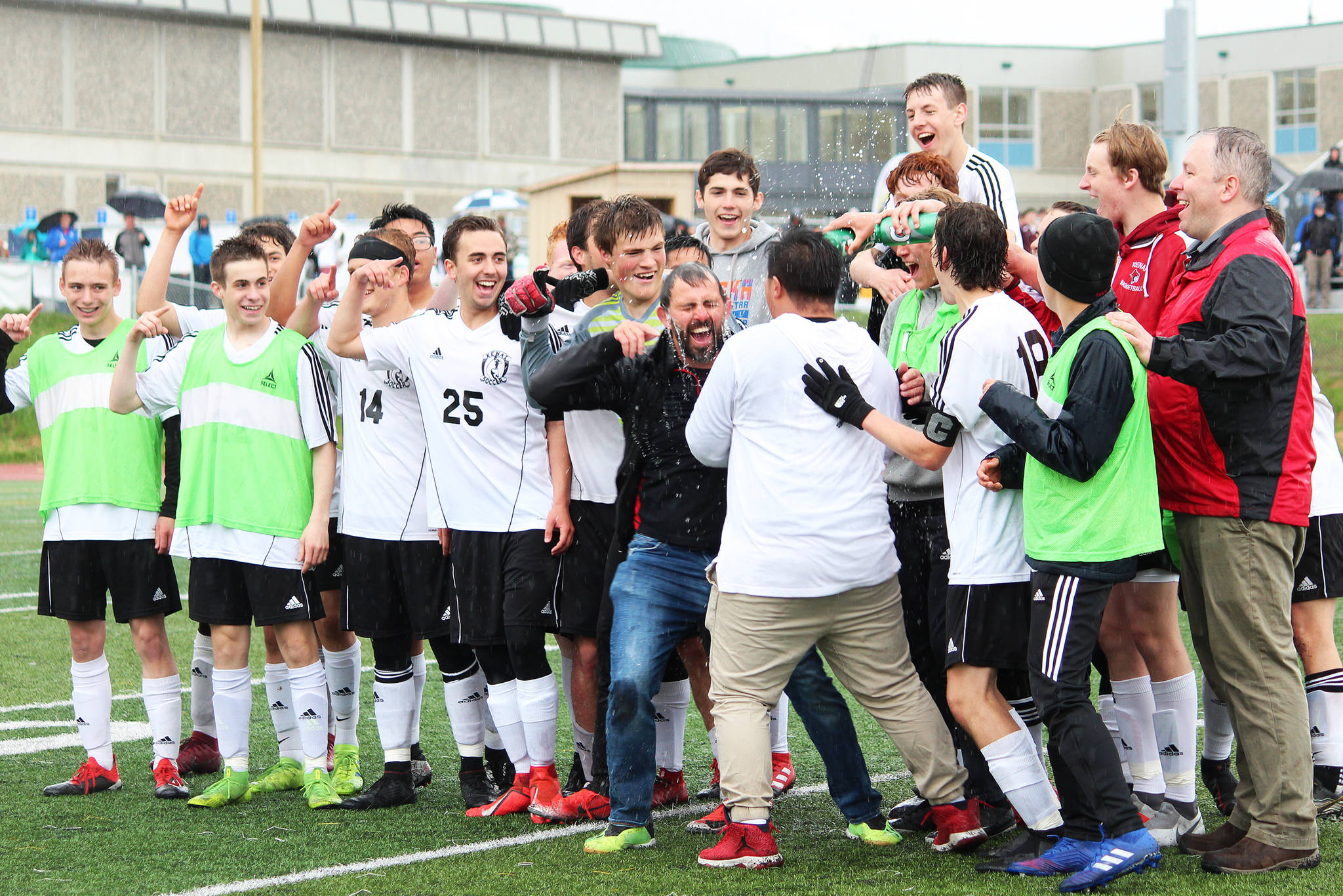 Boys state soccer: Kenai defends title, Homer nabs fourth