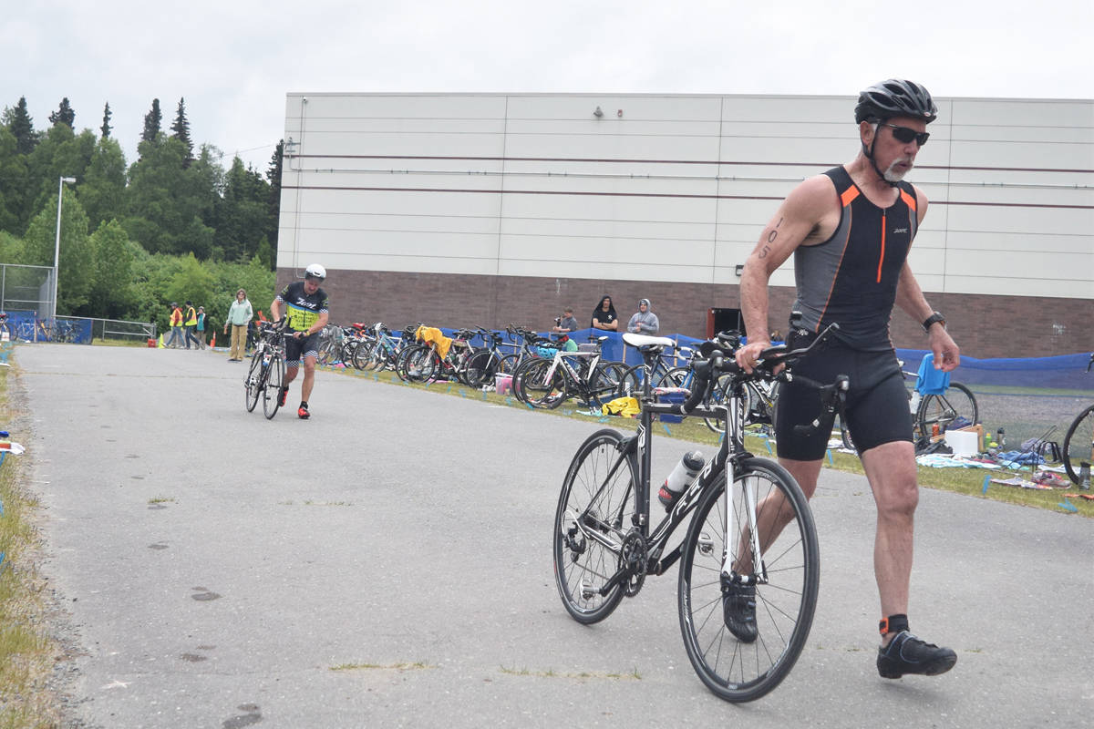 Homer athletes place in annual Tri-The-Kenai