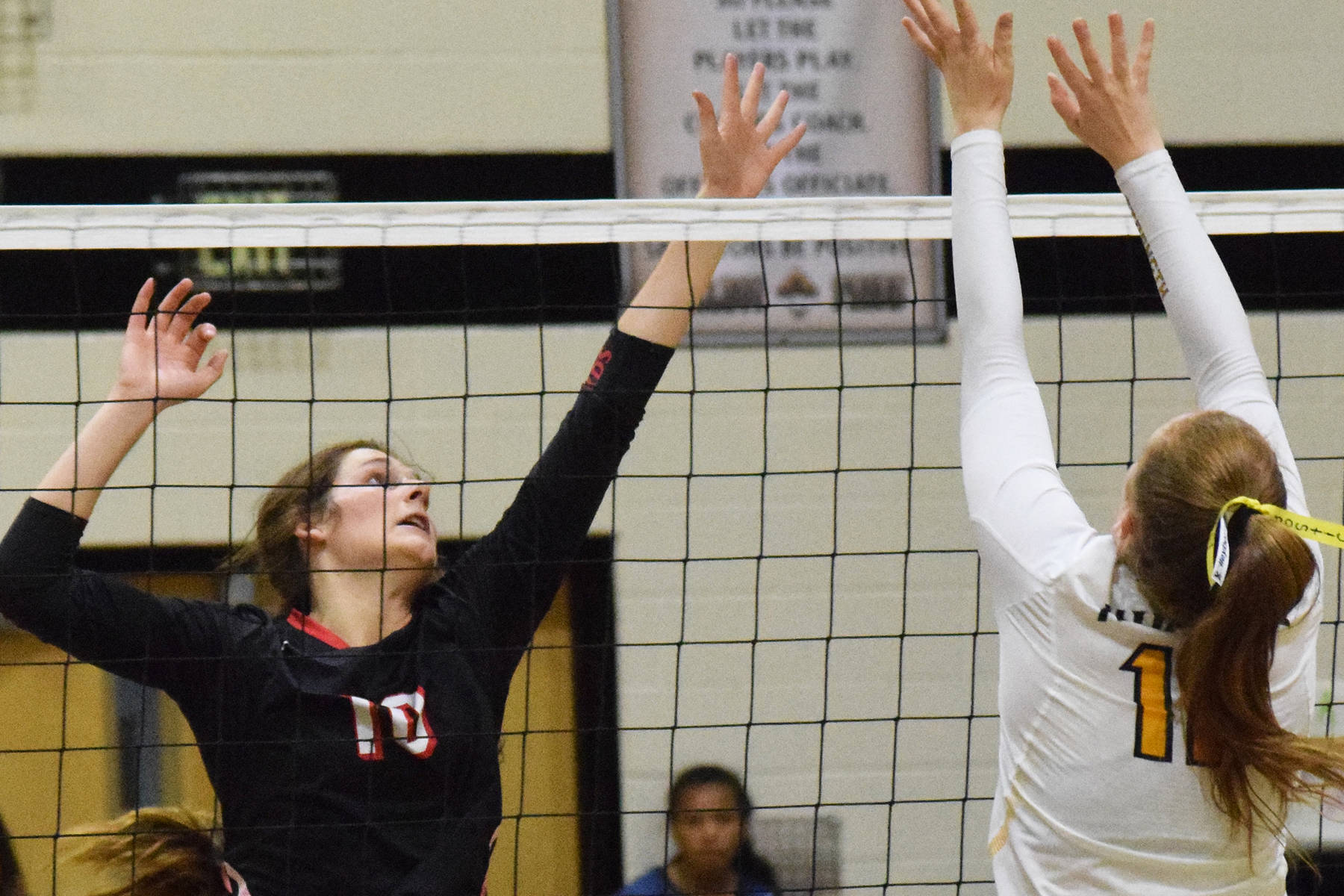 Homer, Kenai punch state tickets with region volleyball semifinal wins