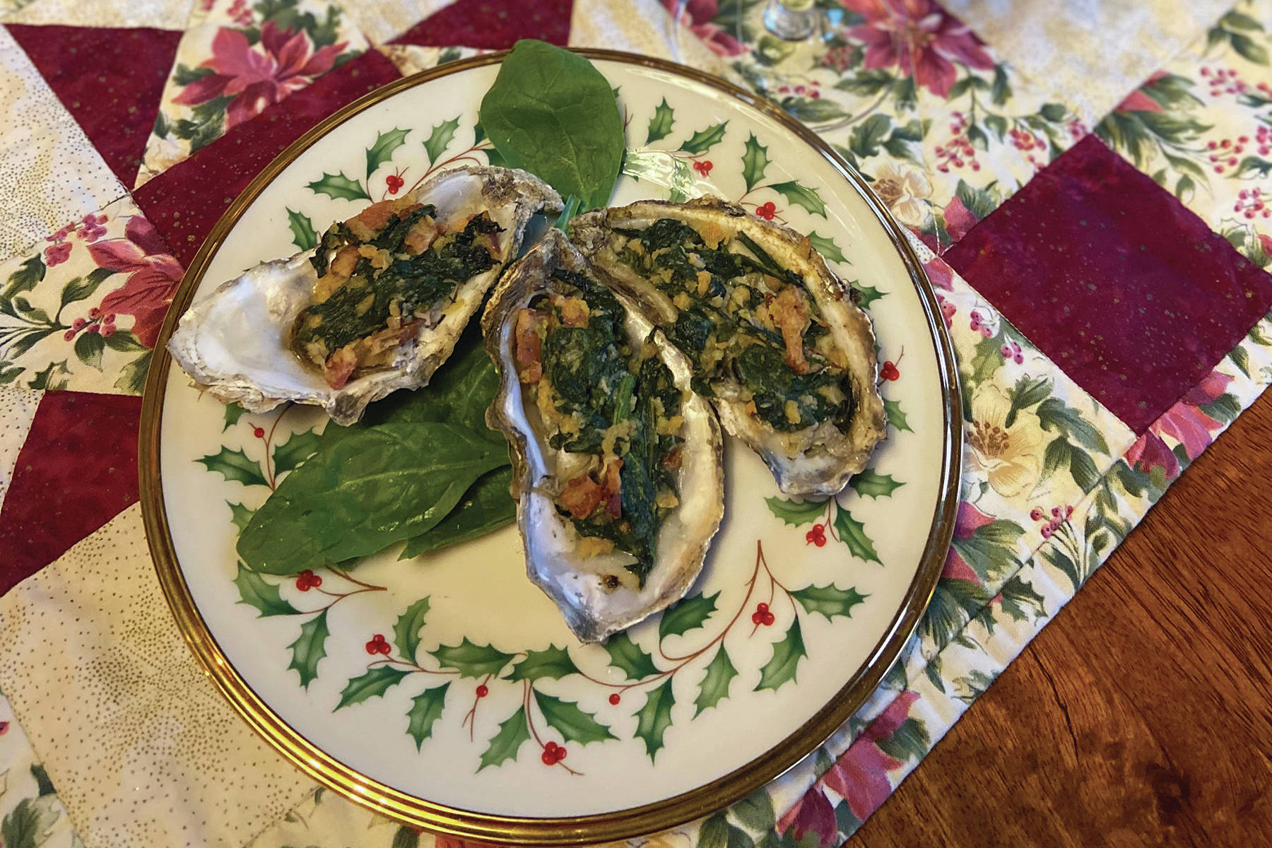 Kachemak Cuisine: Make tasty oyster dishes with fresh, local seafood