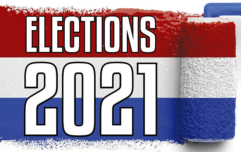 The 2021 elections will be held Oct. 5.